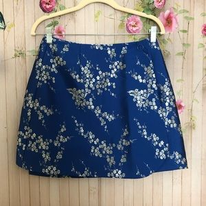 NWT ASOS Jacquard Skirt